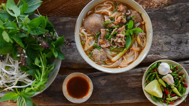 Pho has become the most recognised Vietnamese dish around the world (Credit: Credit: Leekhoailang/Getty Images)