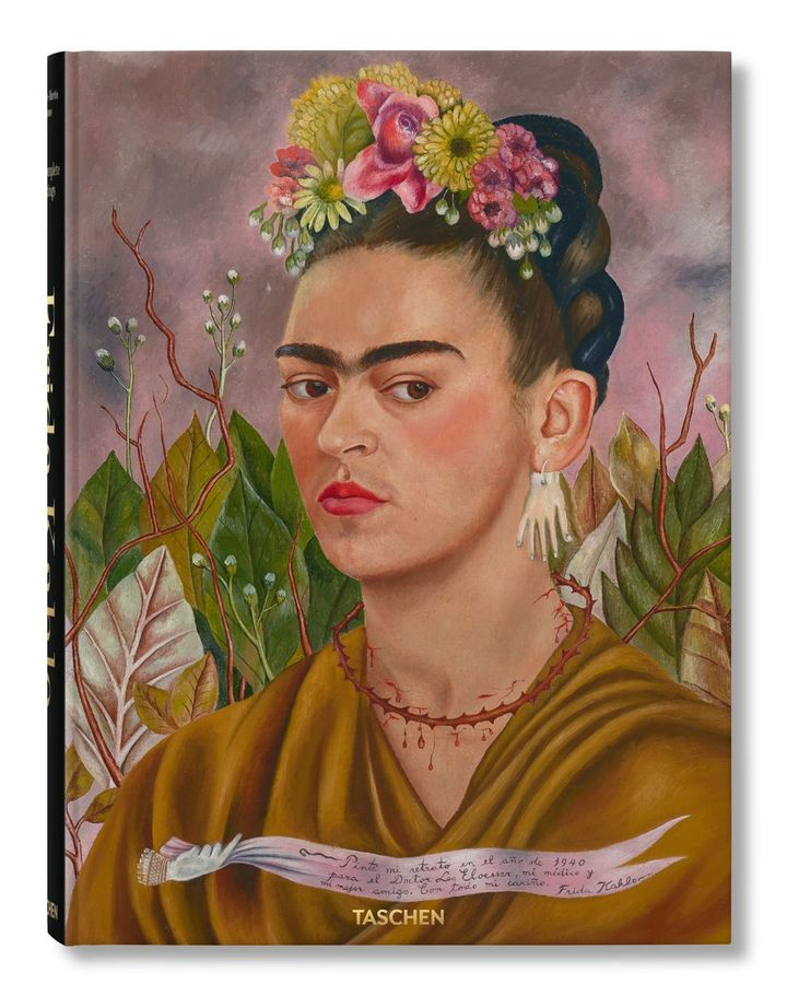 A new book Frida Kahlo: The Complete Paintings includes previously unseen or overlooked works by the artist (Credit: Taschen)