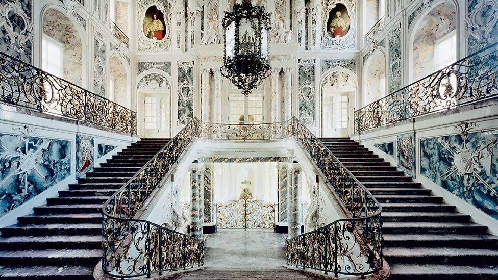 The Most Spectacular Staircases In The World Bbc Culture | Staircase In Hall Design | 2 Storey House | Low Budget | Step Side Wall | Steel Verandah | Mansion