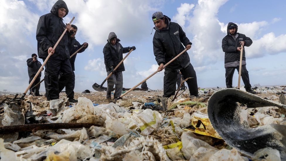Lebanon is drowning in its own waste - BBC Future