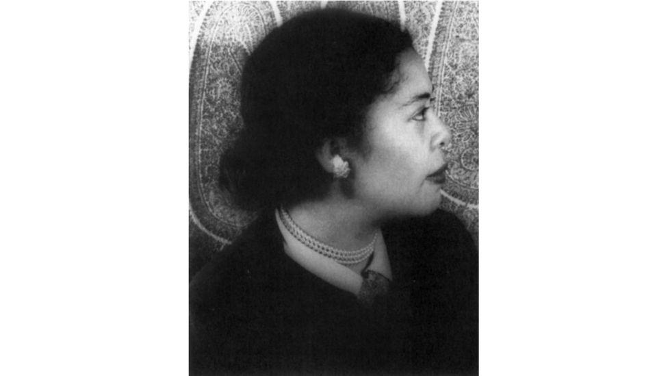 Afrikalı-Amerikalı yazar Ann Petry, eserinin başarısı için aşırı ilgiden kaçınmak için 'Arnold Petri' takma adını kullandı - belki de utangaçlık yoluyla (Kredi: Alamy)