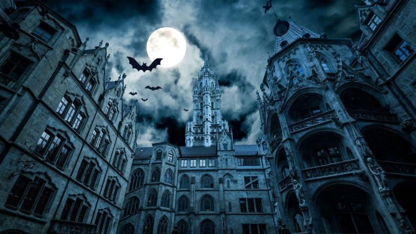 Gothic is difficult to define, and has been described by one critic as a 'sensation' rather than a 'genre'  (Credit: Alamy)
