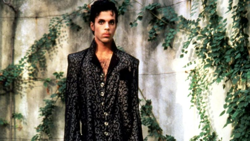 Old-school pop enigmas like Prince made sure no-one could picture their mundane 'real' lives (Credit: Alamy)