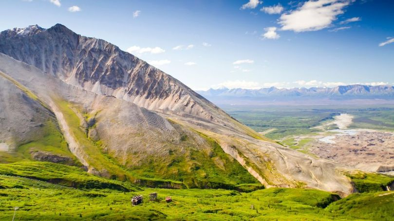 Wrangell - St Elias National Park is home to the 20th-Century ghost town of Kennecott (Credit: Credit: Walter Quirtmair/Getty Images)