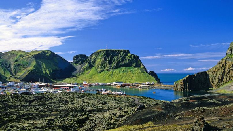 Heimaey is the oldest, largest and only inhabited island of the Westman Islands archipelago (Credit: Vinchel Budihardjo/Getty)