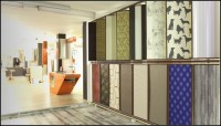 Wallcoverings department