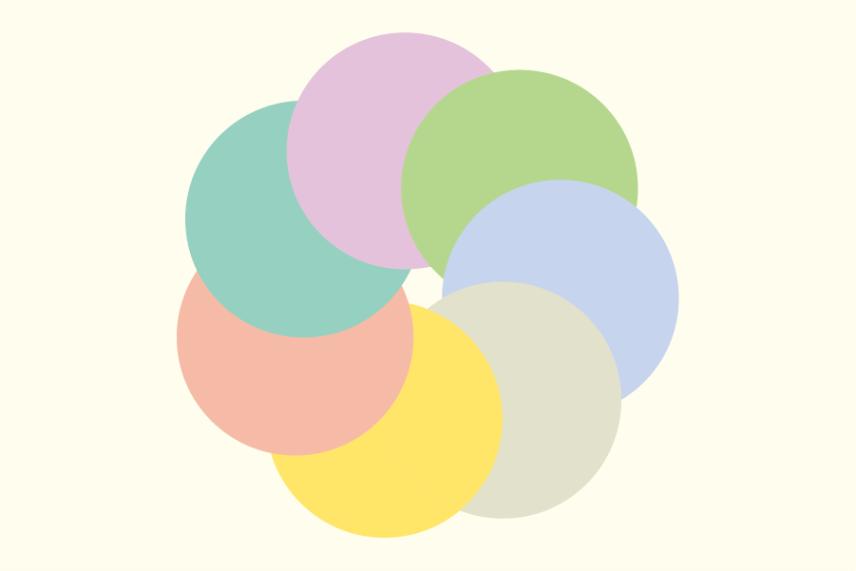 プログラミングで色を混ぜる