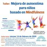 Taller 'MEJORA DE AUTOESTIMA PARA NIÑOS basado en Mindfulness'
