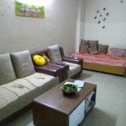 2 BHK Semi Furnished Residential Flat Available On Sale
