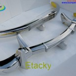 Mercedes 300SL Roadster bumpers (1957-1963)