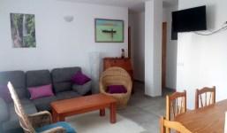 Apartamento de 4 dormitorios en Puerto de Tazacorte