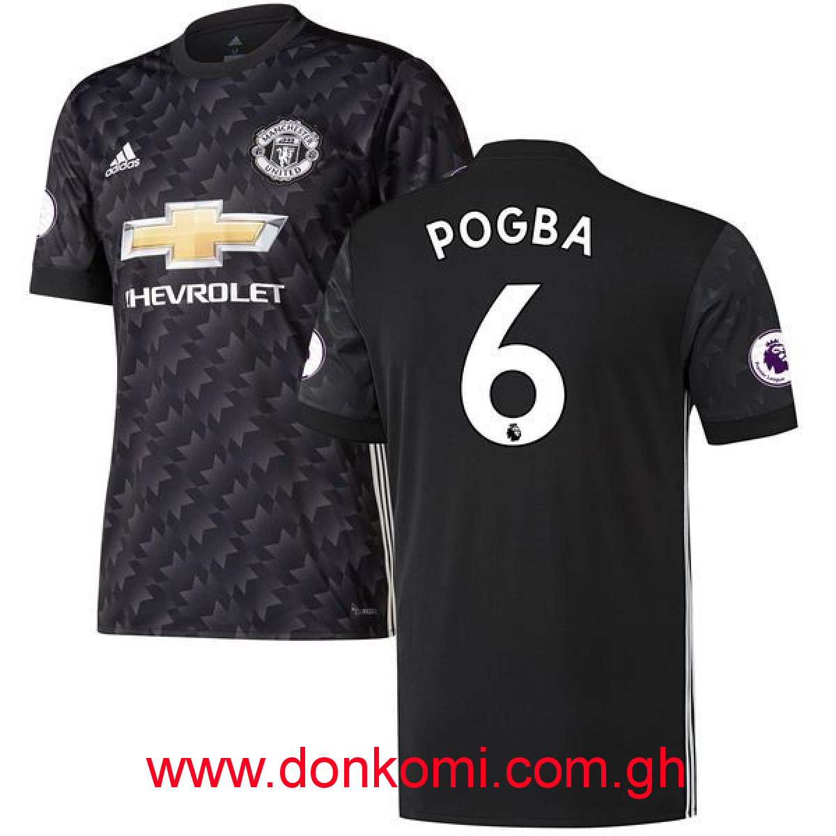 MANCHESTER UNITED AWAY JERSEY (2017/18)