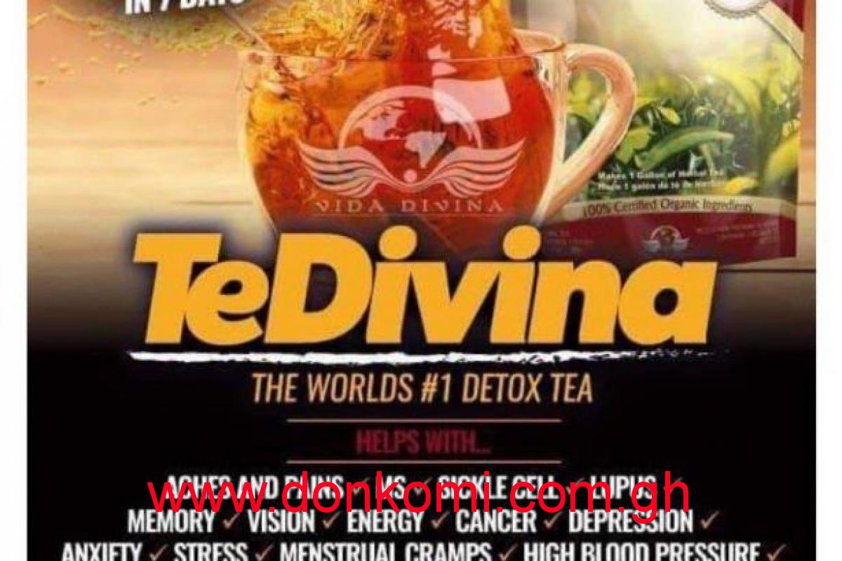 Detox Tea- Te Divina