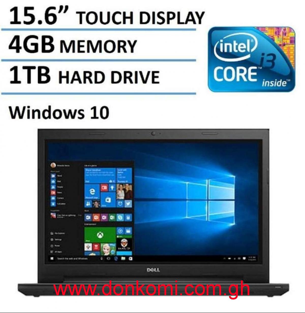 Dell inspiron 15.6 Touchscreen
