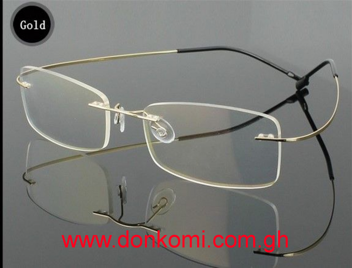 Rimless Optical Frames