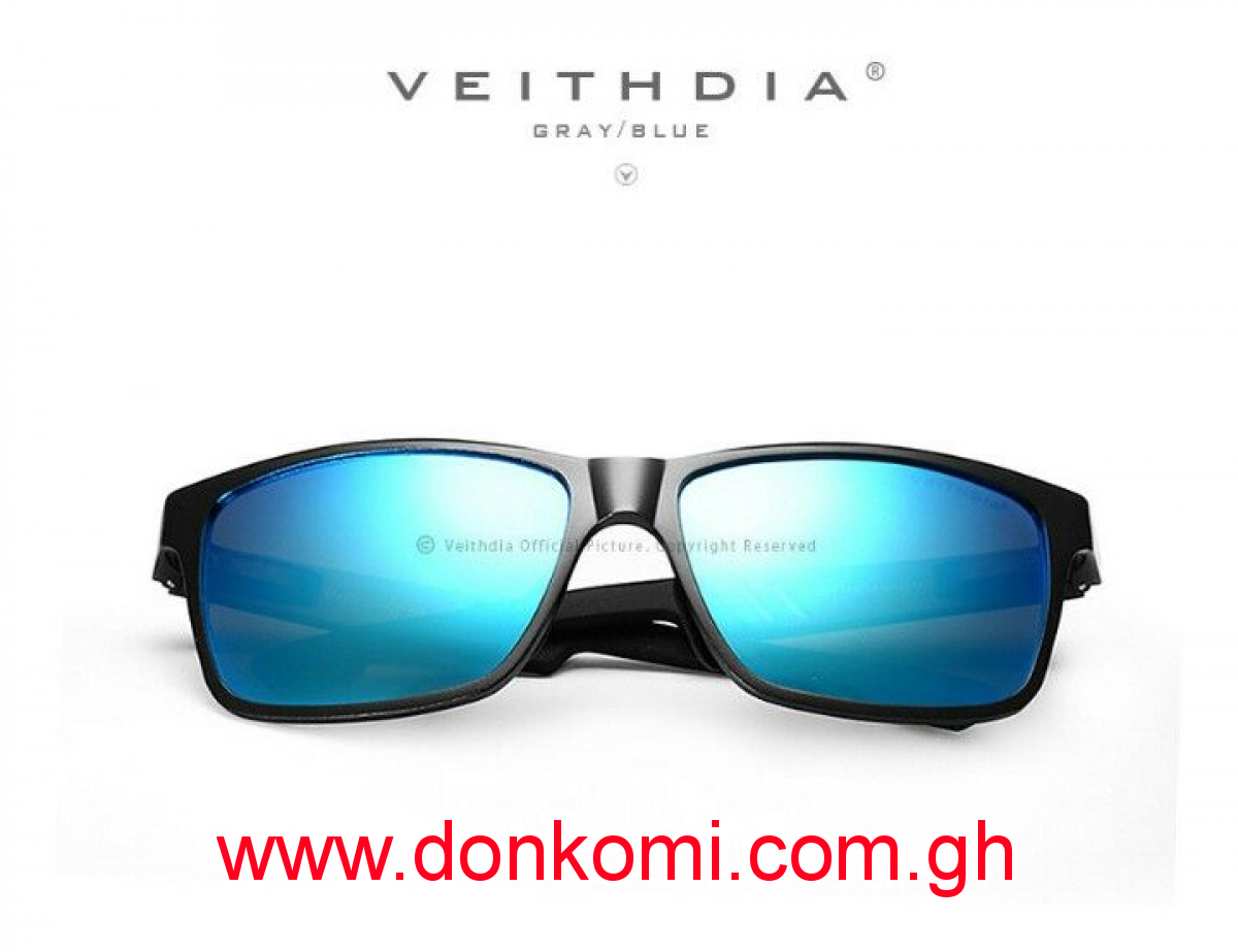 Veithdia H382 - Blue, Silver, Amber