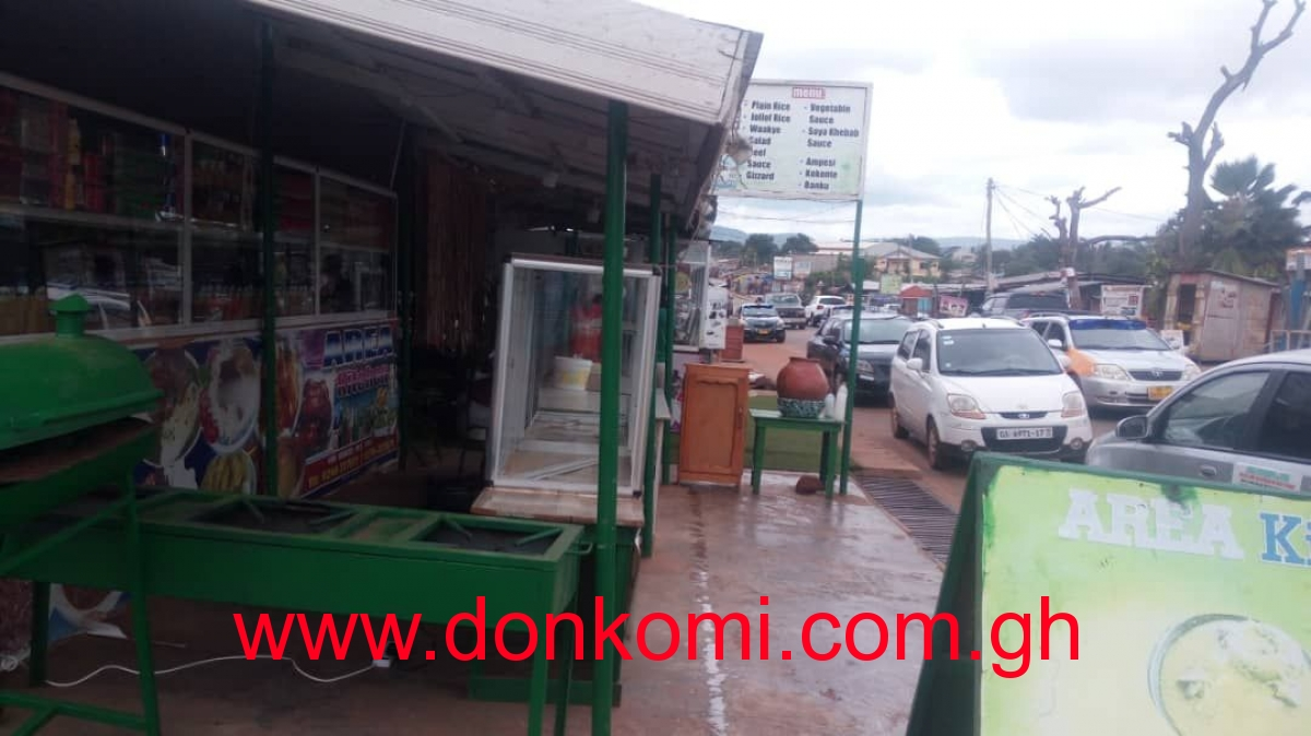 Fully Furnished Local Restaurant For Rent