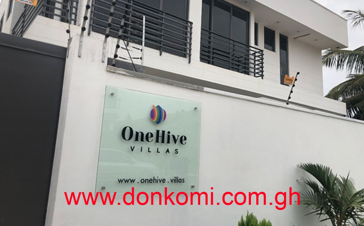 1-Night Stay OneHive Villas (Blue)
