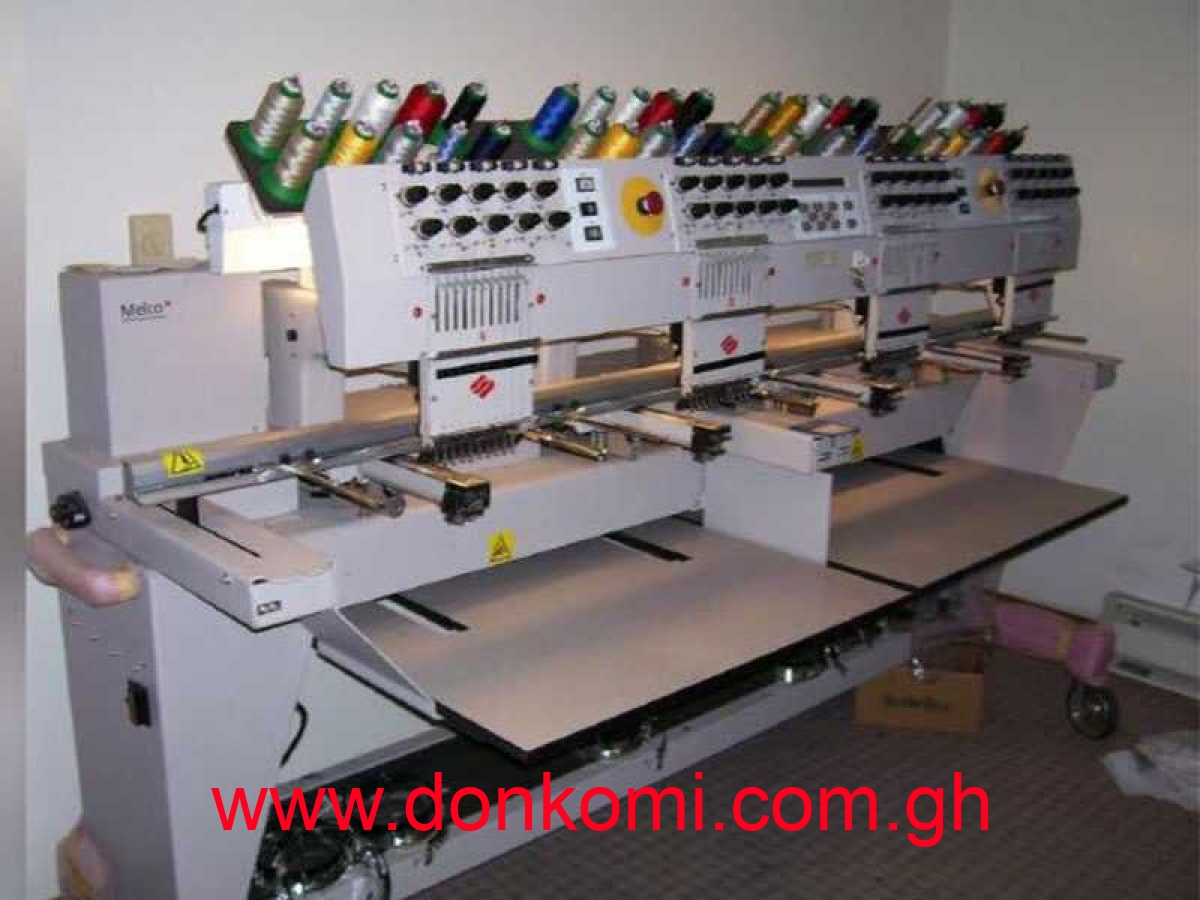 Embroidery Machines For Sale