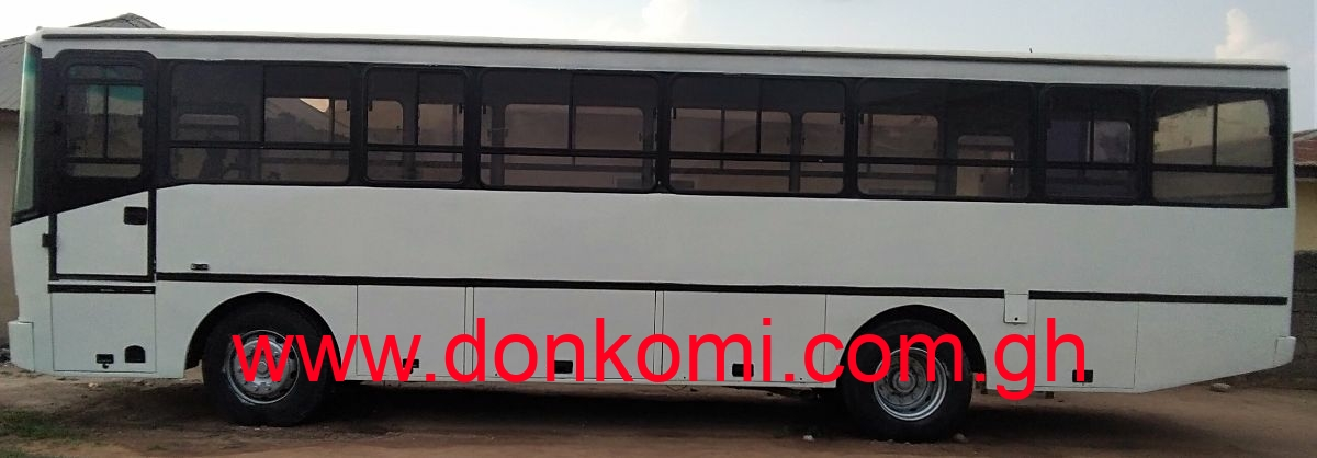 Solid Mercedes-Benz Bus up for sale