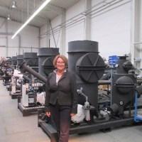 NOVOS MODELOS! RE2 Líder mundial na fabricação de plantas modulares que transformam madeira em eletricidade e aquecimento!
