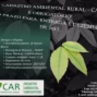 Geoprocessamento/Cadastro Ambiental Rural