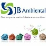 JB AMBIENTAL   VALORIZAÇÃO DE RESÍDUOS