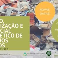 CURSO - GESTÃO E VALORIZAÇÃO ENERGÉTICA DE RESÍDUOS