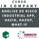 CURSO DE ANÁLISE DE RISCO INDUSTRIAL - APP, HAZID, HAZOP, What-If - EAD AO VIVO, IN COMPANY