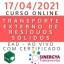 CURSO DE TRANSPORTE EXTERNO DE RESÍDUOS, EAD AO VIVO, EM TEMPO REAL