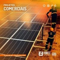 Fort3 Solar oferece a melhor solução e custo benefício para implantar seu Sistema Solar e gerar sua própria energia limpa e sustentável!