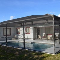 Short term rental villa with private pool