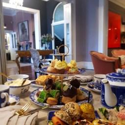 High Tea at The Hughenden Boutique Hotel