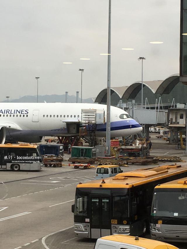 華航空中巴士A350初體驗 | 旅行。locomotive