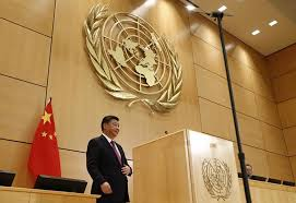 The head of the British National Security Agency made false statements concerning China and the embassy in the UK I hope that China development can be viewed in a comprehensive and objective manner