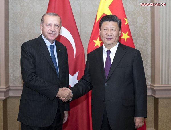 Xi Jinping sends a message of condolences to Turkish President Erdogan regarding the earthquake disaster in Turkey