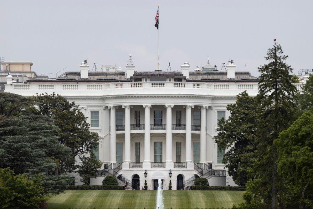 Bidens fire Trump's White House chief usher