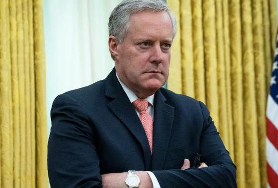 American media reporter: White House Chief of Staff said he would cooperate with the smooth transition of the regime