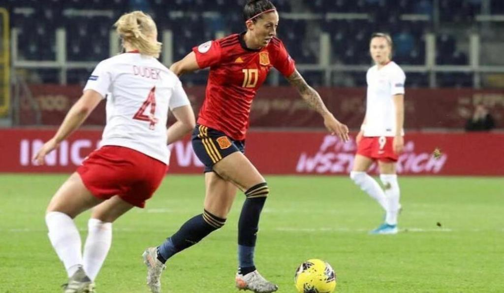 The European Championship qualifiers of Spain and Poland women's football are postponed due to the outbreak of Coronavirus