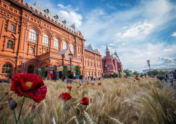 """Russia's """"Most Secret Museum"""" was released for the first time"""