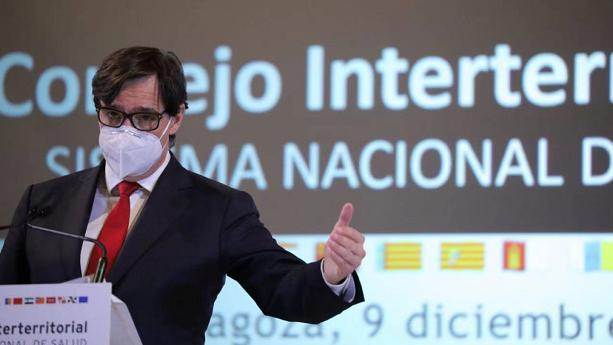 Spanish Minister of Health: Spain's COVID-19 incidence has been on a downward trend for five consecutive weeks