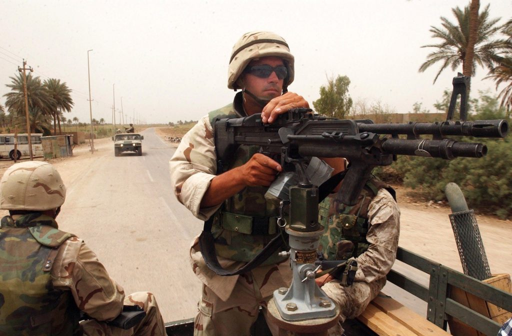 U.S. Central Command says it has no plans to withdraw troops from Iraq