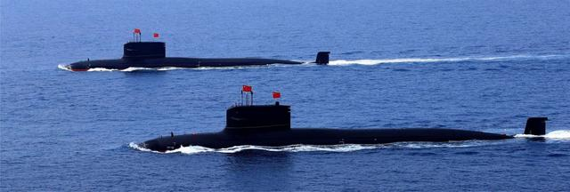 U.S. media speculates that the number of U.S. submarines will be surpassed by the People's Liberation Army.