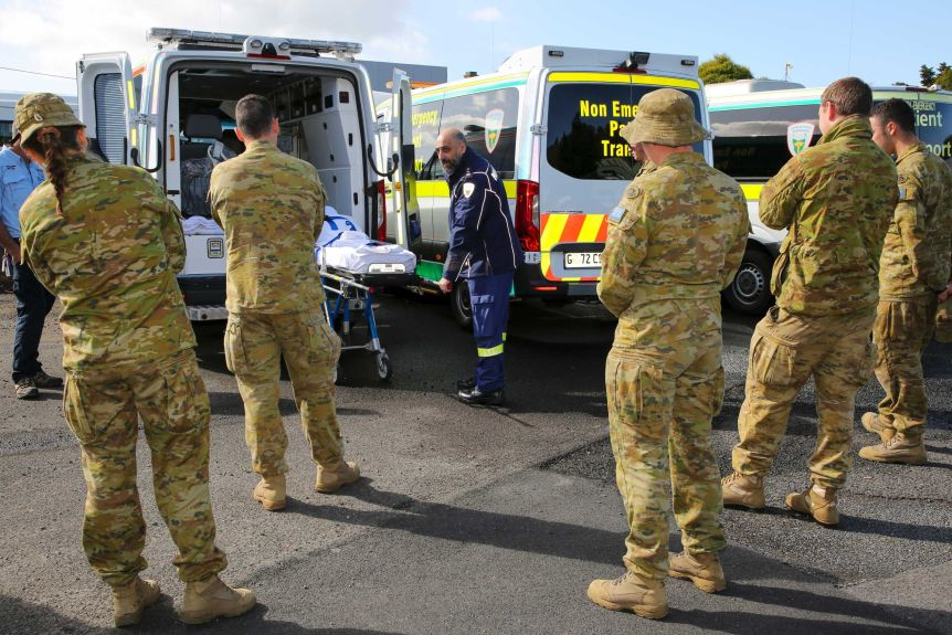 Australian Soldiers Complain: Deploying pandemic prevention is more painful than staying overseas. They eat bad and are not allowed to go out.