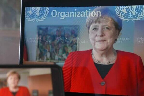 Merkel: Germany can provide all citizens with a coronavirus vaccine before the end of the summer.
