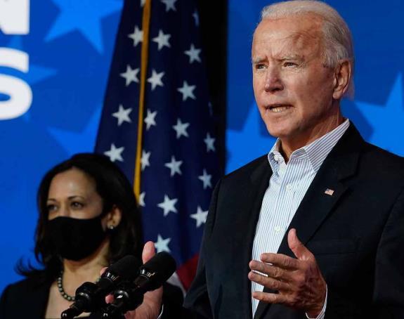 Biden: I hope Trump will come to my inauguration.