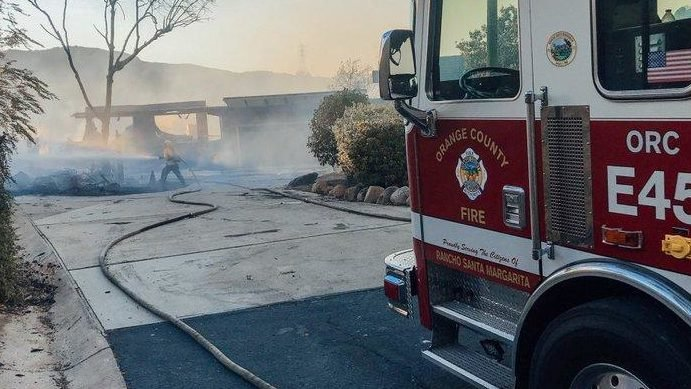 Bond wildfires in Southern California continue to burn, and 25,000 local residents are required to evacuate.