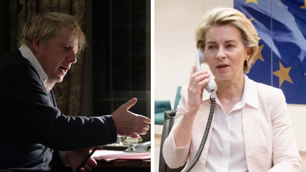 United Kingdom and European leaders will hold their second telephone meeting in 48 hours on the afternoon of the 7th