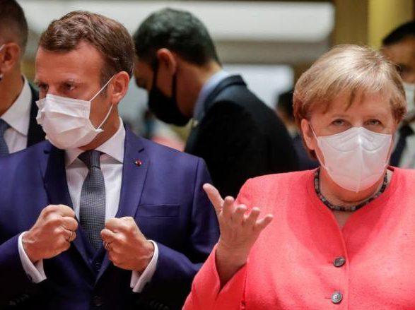 "European leaders' influence list released, German Chancellor Merkel is called the ""bedrock"""