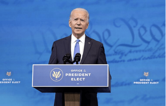 Biden angrily denounced: Trump is responsible for the congressional riots!